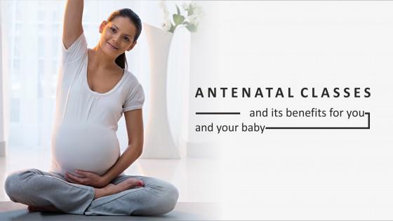 Antenatal classes